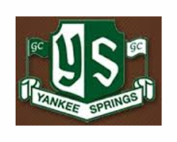 Yankee Springs Golf Course Logo