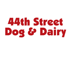 44th Street Dog & Dairy LOGO
