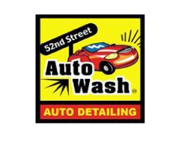 52nd Auto Wash LOGO