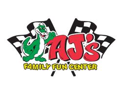 Aj's Family Fun Center LOGO