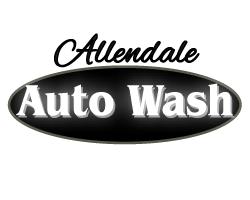 Allendale Auto Wash LOGO