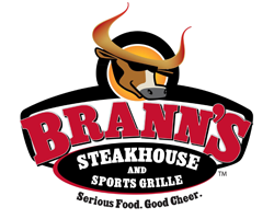 Brann's Steakhouse LOGO