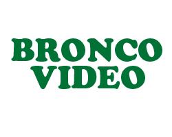 Bronco Video LOGO