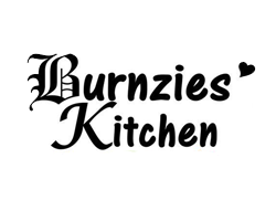 Burnzie's Kitchen LOGO