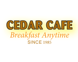 Cedar Cafe LOGO