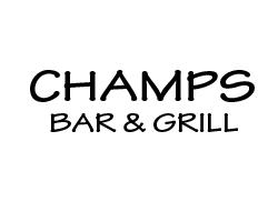 Champs Bar & Grill LOGO