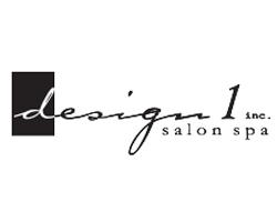 Design 1 Salon Spa Logo