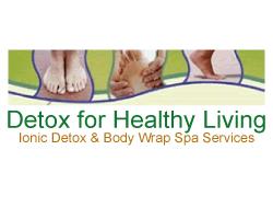 Detox for Healthy Living LOGO