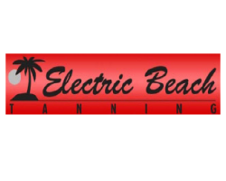 Electric Beach Tan LOGO
