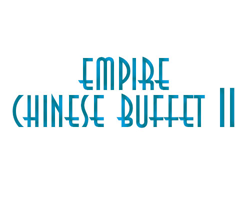 Empire Chinese Buffet II LOGO