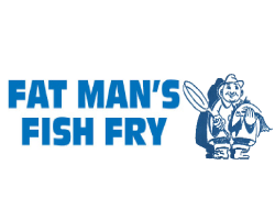 Fat Man's Fish Fry LOGO