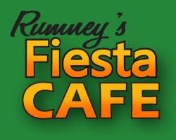 Rumney's Fiesta Cafe LOGO