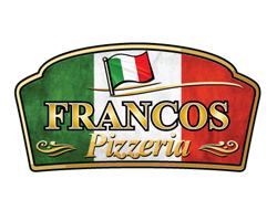Francos Pizzeria LOGO