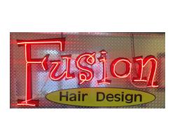 Fusion Hair Design LOGO