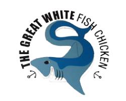 Great White Fish Chicken LOGO