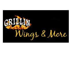 Grillin Wings & More LOGO