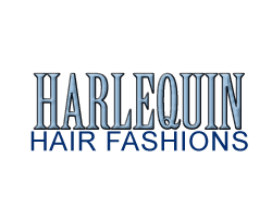Harlequin Hair Fashion LOGO