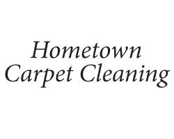 Hometown Carpet Cleaning LOGO