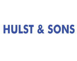 Hulst & Sons Cleaners LOGO