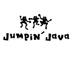 Jumpin' Java LOGO
