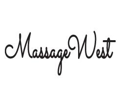 Massage West LOGO