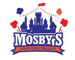 Mosby's Popcorn Palace LOGO