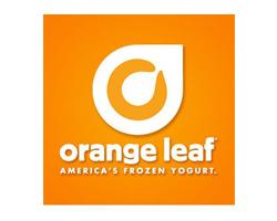 Orange Leaf LOGO