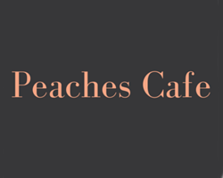 Peaches Cafe LOGO