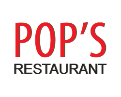 Pop's Restaurant LOGO