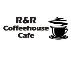 R&R Coffeehouse Cafe LOGO