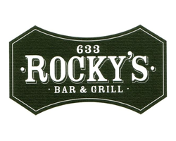 Rocky's Bar & Grill LOGO