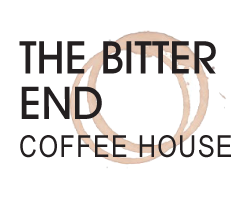 The Bitter End Coffee House LOGO