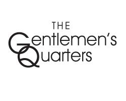 The Gentlemen's Quarters LOGO