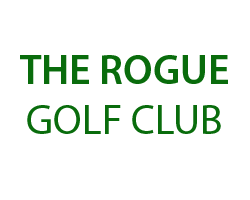 The Rogue Golf LOGO