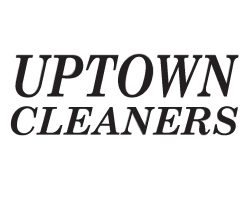 Uptown Cleaners LOGO