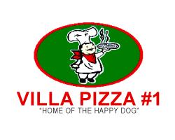 Villa Pizza #1 LOGO