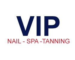 VIP Nail Spa LOGO