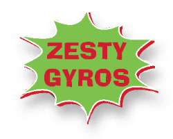 Zesty Gyros LOGO