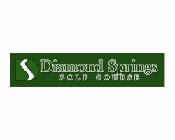 Diamond Springs Golf Course Logo