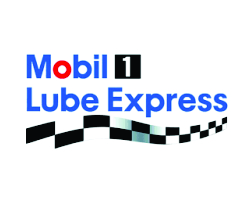 Mobile 1 Lube Express Logo