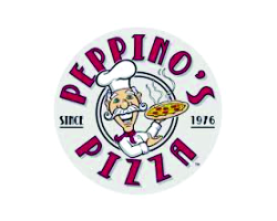 Peppino's Pizza Logo