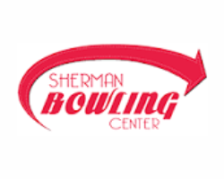 Sherman Bowling Center Logo