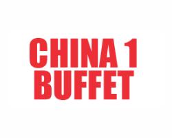 China 1 Buffet logo
