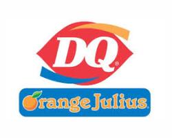 Dairy Queen - Orange Julius logo