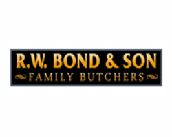 R. W. Bond and Son Family Butchers logo