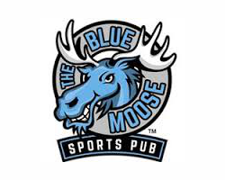 KeyCard Deals The Blue Moose Sports Pub Logo