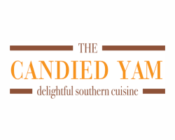 The Candied Yam logo