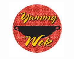 Yummy Wok logo